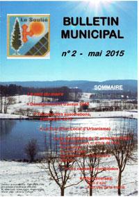 bulletin municipal n°2 mai 2015
