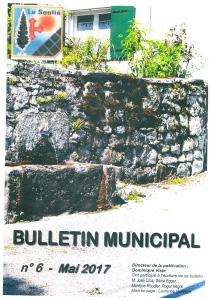 bulletin municipal n°6  mai 2017