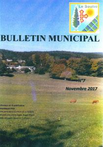 bulletin municipal n°7  novembre 2017